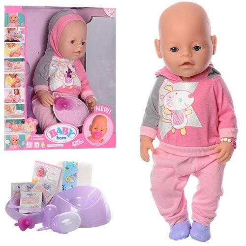 ПУПС 8020-456 BABY BORN