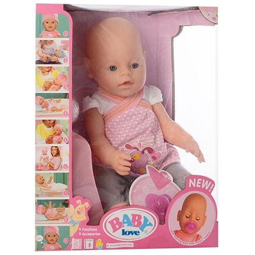КУКЛА-ПУПС 8020-447 BABY BORN