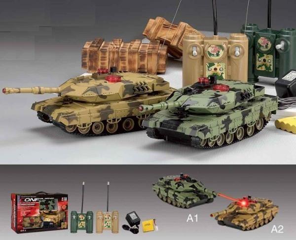 Tанковый бой Huanqi 508-10