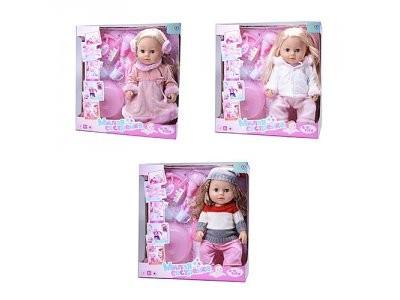 Кукла пупс BABY BORN Милая сестрёнка 317012D21-A10-C17