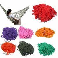 Гамак-сетка цветной 80*200 см R83136