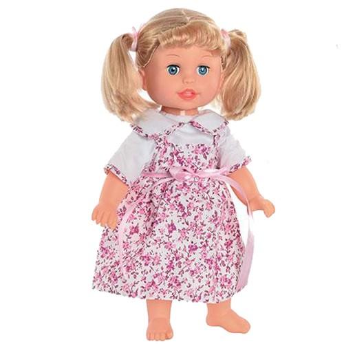 Кукла Ульяна интерактивная М 2139