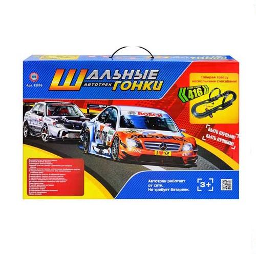Автотрек  Шальные гонки 13816
