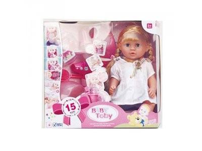 Кукла 317003-6 Старшая Сестрёнка Baby Toby