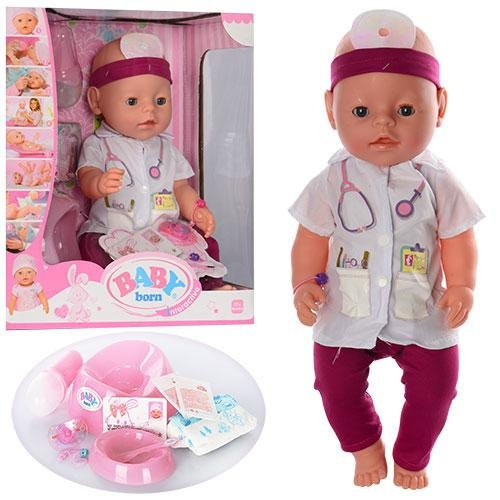ПУПС Baby Born BL 019A