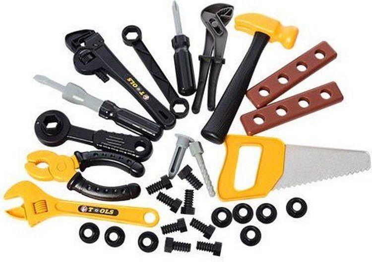 Большой Набор инструментов 008-912 - Bambi