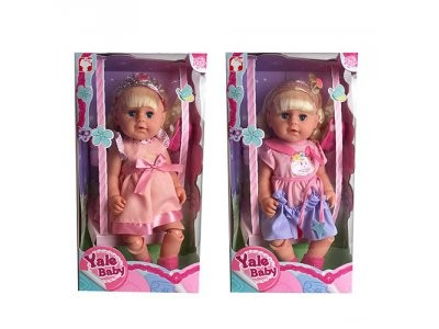 Кукла  BLS006I-J  старшая сестрёнка  44см ШАРНИРЫ