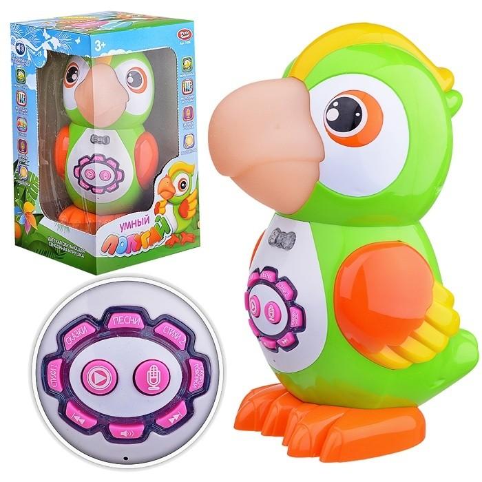 Интерактивная игрушка 7496  Умный Попугай