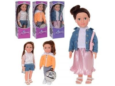 Кукла M 3955 Софи  обучающая 48 см, укр язык,