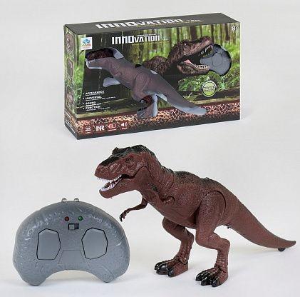 Динозавр на р/у 9989 подсветка, звук,
