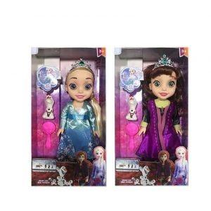 Кукла Frozen  635 МУЗЫКАЛЬНАЯ С ПОДСВЕТКОЙ