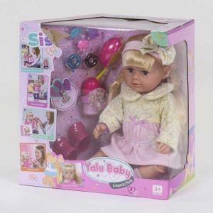 Кукла BLS 003 M СТАРШАЯ СЕСТРИЧКА С АКСЕССУАРАМИ