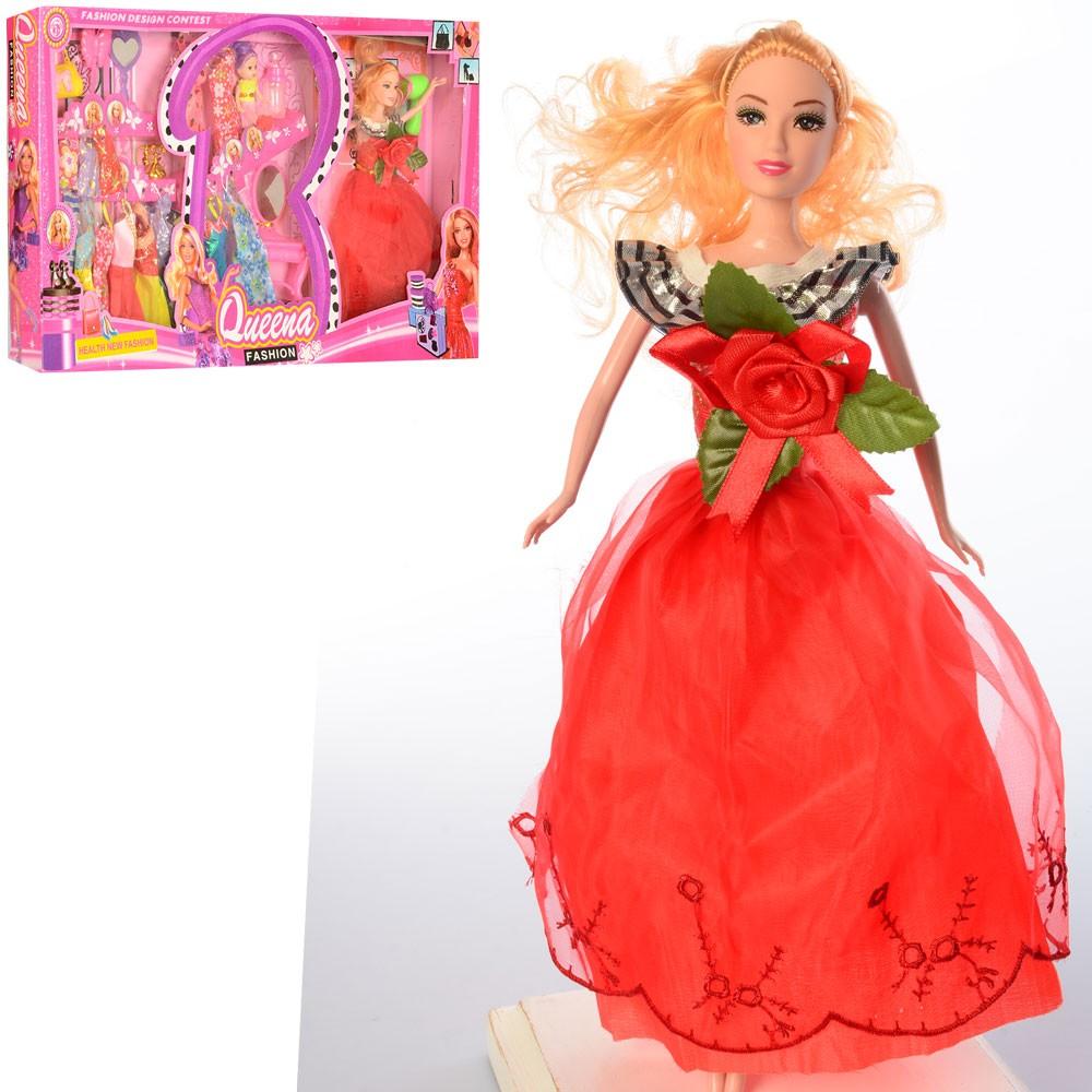 Кукла БАРБИ  ZH2591 с дочкой, нарядами и аксессуарами