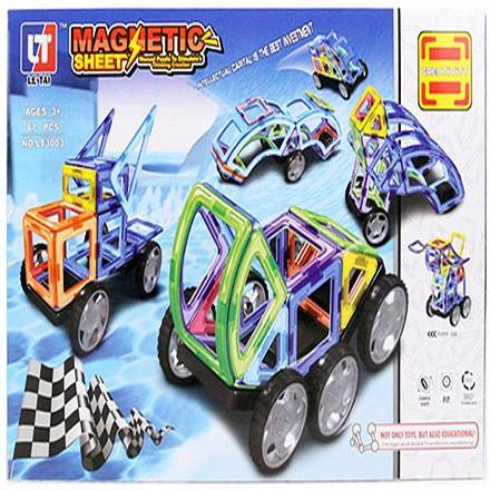 Конструктор LT3003 магнитный 87 деталей