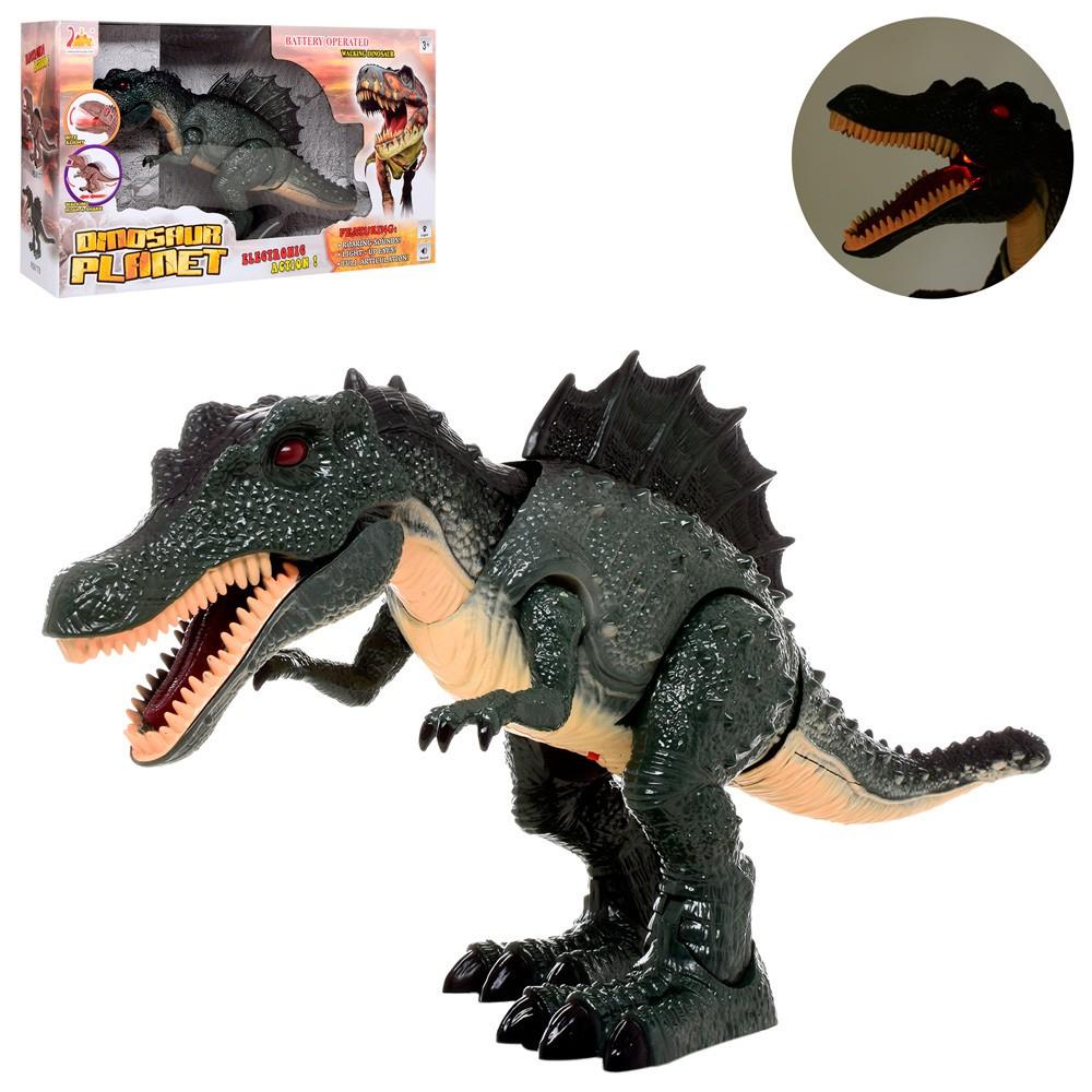 Динозавр RS6178 интерактивный  свет звук