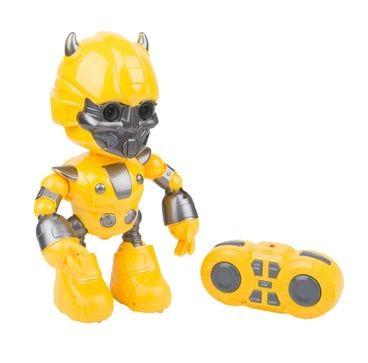 Робот  Бамблби 2028-82А танцует, подсветка