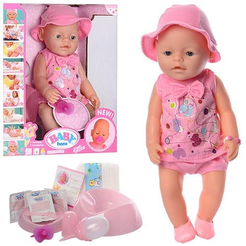 ПУПС 8020-463 Baby Born