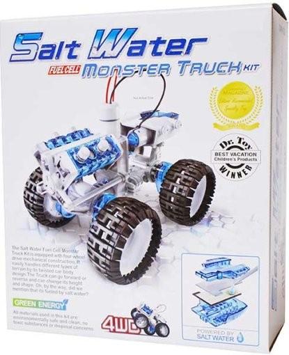 Конструктор CIC 21-752 Монстр-трак на энергии солёной воды
