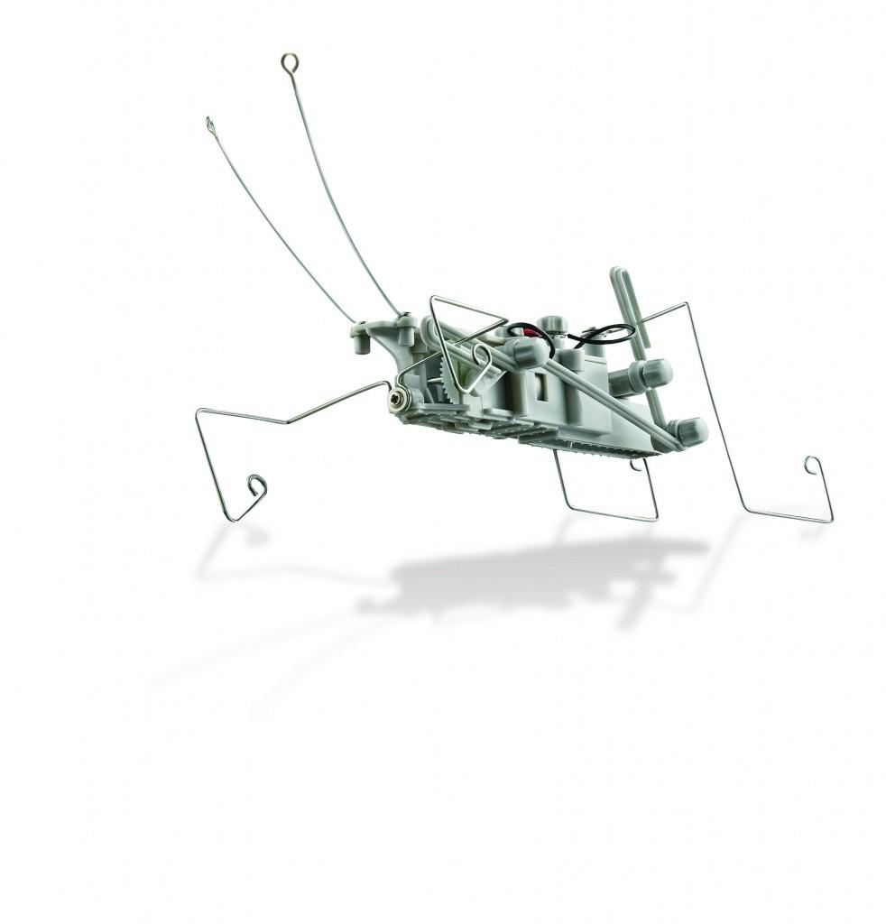 Конструктор 4М 00-03367 Робот -инсектоид  КУЗНЕЧИК